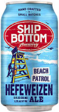 Ship Bottom Beach Patrol Hefeweizen