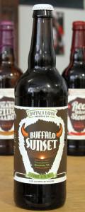 Buffalo Bayou Buffalo Sunset