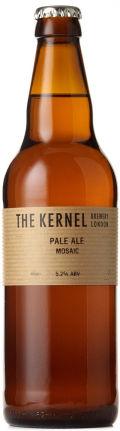 The Kernel Pale Ale Mosaic