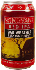 Bad Weather Windvane Minnesota Red Ale