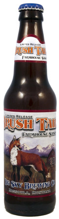 Big Sky Brush Tail Saison