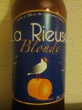 La Rieuse Blonde