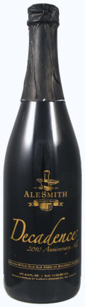 AleSmith Decadence 2011 - Barrel Aged