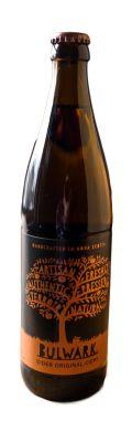Bulwark Original Traditional Cider