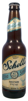 Schell Stag Series #7 - Barleywine