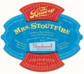 The Bruery / Beachwood BBQ Mrs. Stoutfire