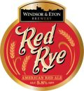 Windsor & Eton Brew 440 Red Rye Beer