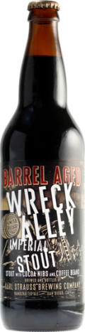 Karl Strauss Barrel Aged Wreck Alley