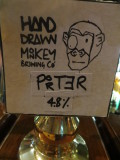 Hand Drawn Monkey Porter