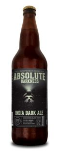 Vancouver Island Absolute Darkness India Dark Ale