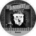 Svaty Norbert Masopustn� 16� Nakuřovan� Porter