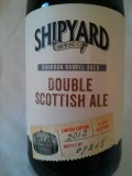 Shipyard Bourbon Barrel Aged Double Scottish Ale