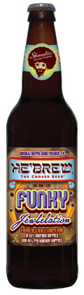He�Brew Funky Jewbelation 2013 - American Strong Ale
