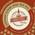 Church Street Crimson Clover Red Irish Ale