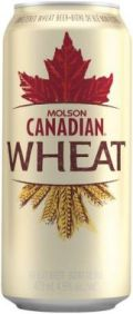 Molson Canadian Wheat - Pale Lager