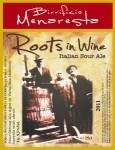 Menaresta Roots In Wine