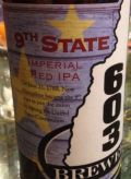 603 9th State Red IPA