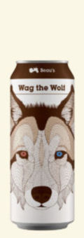 Beaus Wag the Wolf  - Wheat Ale