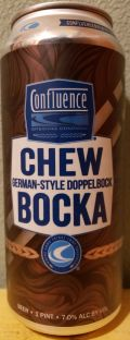 Confluence ChewBOCKa - Dunkler Bock