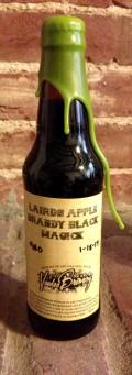Voodoo Black Magick (Laird�s Apple Brandy)