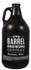 One Barrel Wonderland Holiday Ale - American Strong Ale