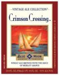 Blue Moon Crimson Crossing