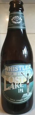 Whistler Lost Lake Unfiltered IPA