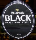 Belhaven Black Scottish Stout (Cask)