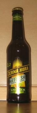 Čern� Hora Refresh Limetka + Pomeranč - Radler/Shandy