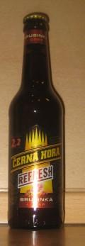 Čern� Hora Refresh Brusinka + Grep