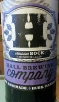 Hall Seasonal Bock