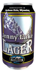 Snake River Jenny Lake Lager