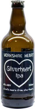 Yorkshire Heart Silverheart IPA