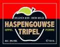 Haspengouwse Tripel (Appel)