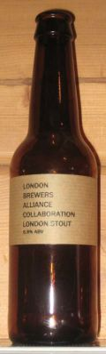 The Kernel London Brewers Alliance Collaboration London Stout