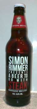 Simon Rimmer Presents A Beer To Go With Steak