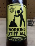 Texas BIG Beer Working Stiff Ale