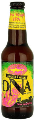 Charles Wells / Dogfish Head DNA New World IPA