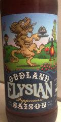 Elysian Oddland Series #01: Peppercorn Saison