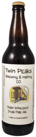 Twin Peaks Train Wrecked IPA
