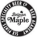 Beer Academy Belgian Maple