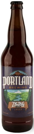 Portland Brewing Zig Zag River Lager - Premium Lager