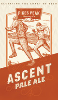 Pikes Peak Ascent Pale Ale
