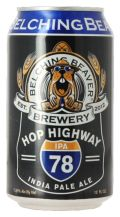 Belching Beaver Hop Highway IPA