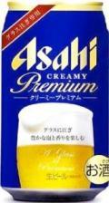Asahi Creamy Premium