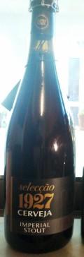 Cerveja Super Bock Selec��o 1927 Imperial Stout