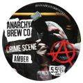 Anarchy Crime Scene - Amber Ale
