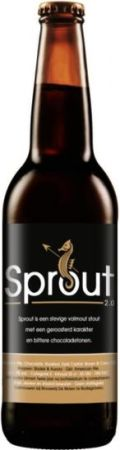 Bierderie Sprout 2.0 - Imperial Stout