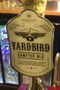 Greene King Yardbird (Cask)
