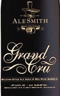 AleSmith Grand Cru - Barrel Aged